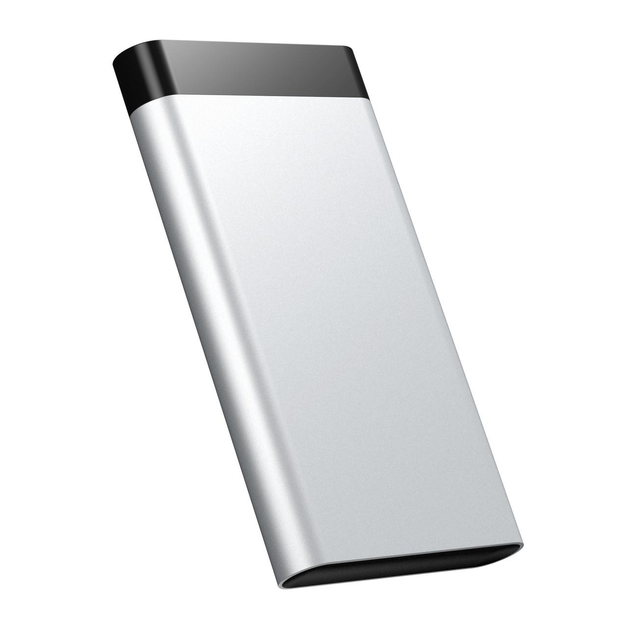 Quality Universal 10000mah Power Bank LED Display Type C Input / Output Mobile Charger for sale