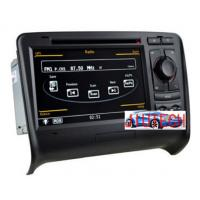 Buy Car Radio TV Car GPS Multimedia Navigartion System for for Audi TT 2006+Car DVD Player GPS at wholesale prices