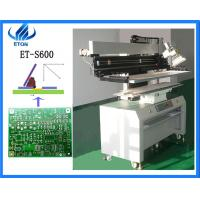 China Semi Auto SMT Mounting Machine Stencil Printer For PCB Printing 0.6m on sale