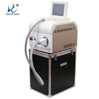 Quality Portable Permanent Laser Hair Removal Machine For Women Passive Adjustsment for sale