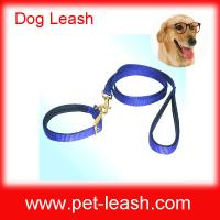 Quality nylon dog collar and leashes QT-0058 for sale