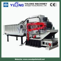 Quality large wood pallet crusher shredder machine (CE) for sale