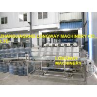 Quality 5 Gallon Mineral Water Bottle Filling Machine with Rinser Filler Capper Monobloc for sale