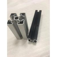 Quality Aluminum Profile Technology Grid 30 40 Perfil de Aluminio Extruido T Slot End Cap and Slot Cover for sale