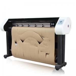 China 80Kg Paper Pattern Cutting Plotter , Digital Printer Plotter Cutter on sale