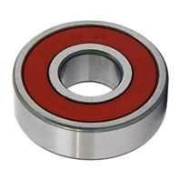 Quality GCr15(CHROME STEEL) Deep Groove Ball Bearings for MOTORCYCLE, MOTOR, PUMP for sale