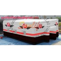 Quality inflatable air constant pvc outdoor bubble tent for sale