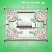 Quality High Density Architectural PU Decorative Corner Moulding for sale