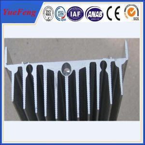 Buy cheap Hot! Aluminum Heat Sink , Aluminium Heatsink Extrusions , Extruded Aluminum Heatsink from wholesalers