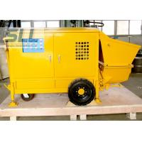 Buy cheap Easy Operation Small Shotcrete Pump For Grouting Pump Spraying 7-15 M3/H Output from wholesalers