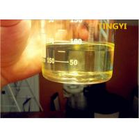 China Semi - Finished Injecting Anabolic Steroids Boldenone Undecylenate 300mg / Ml for Bodybuilding on sale