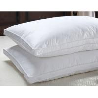 China Lining Polyester Sef - Piping Microfiber Pillow Insert For Home Hotel Bedding on sale