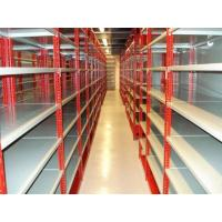 Quality Tiered Heavy Duty Cold Steel Warehouse Steel Shelving , Drive-In Pallet Rack for sale