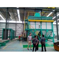Quality Zinc Hot Dip Galvanizing Equipment With Flue Gas Waste Heat Utilization System for sale