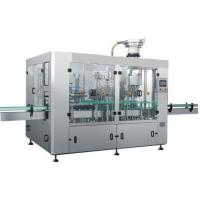 Quality Fully Automatic Liquid Filling Machines With National Food Hygiene Standards for sale