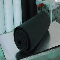 Quality Black Color Rubber Pipe Insulation Tube for sale