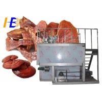 Quality Reishi / Mushroom Freezing Herb Pulverizer Machine With Closed Loop Design for sale