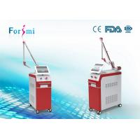 Quality 1-10HZ Q-switched nd yag laser tattoo removal machine CE approved !! for sale