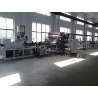 Quality Full Automatic Plastic Board Extrusion Line With Siemens Contactor for sale