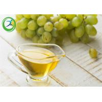 Quality Pharmaceutical Materials Yellow Liquid Grape Seed Oil To Dissolve Steroid for sale