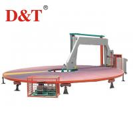 Quality DTYQ - 750 Circular Foam Cutting Machine Foam Sponge Cutter Long Life Time for sale
