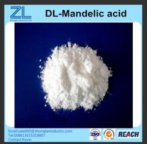China DL-mandelic acid crystal on sale