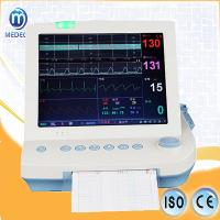 China Clinic Portable  Multi-Parameter ECG Patient Monitor 9000B with ECG Machine on sale