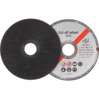Quality Super Thin Flat Type Resin Abrasive Cutting Disc for Stainless Steel for sale