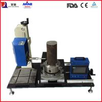 Quality Product Guarantee Letter Sample Dot Matrix Marking Machine For Rotary Engraving for sale