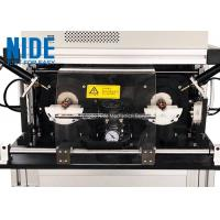 China 0.5KW Power Motor Testing Equipment Small Size With Double Station on sale