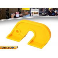 China Nylon Breaker Lock Out Tag Out , 60g Yellow Circuit Breaker Loto Devices on sale