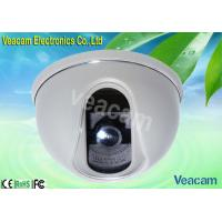 Quality SONY / SHARP Color CCD Dome Infared Camera of 600TV Lines for sale