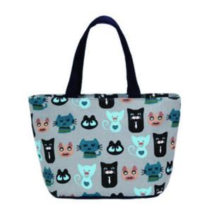 Quality Reusable Grocery Eco Friendly organic Bags Foldable bag,reusable zipper tote bags plain canvas shopping cotton women bag for sale