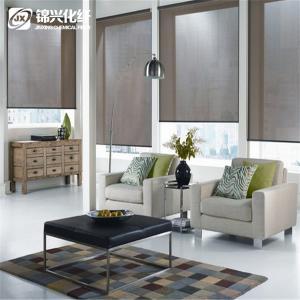 China Indoor Roller Blind Fabric , Home Custom Roller Shades/ Blinds30M Roller Length on sale