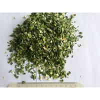 Quality Dried Vegetables Country Xinghua Green and White Leek Flakes for sale