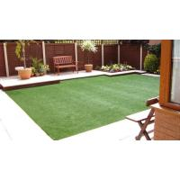 Quality white color artificial grass /turf for balcony for sale
