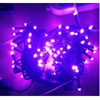 Quality led christmas decoration string lights for sale