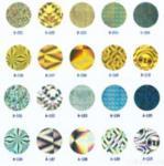 Quality True Color Dot Matrix Hologram Sticker for sale