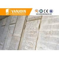 Quality Lightweight Insulated Precast Concrete Panels , House Build Interior Wall Panels for sale