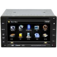 Quality Double Din Car Radio with GPS and Bluetooth, RDS and DVB-T for sale