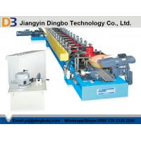 Buy cheap Color Steel Sheet Roller Shutter Door Frame Roll Forming Machine 5.5KW from wholesalers
