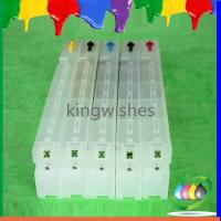 Quality 5 color inkjet printer refillable cartridge for Epson T3070 T5070 T7070 with chip for sale