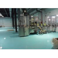 Quality Dishwashing Liquid Production Line Stainless Steel 304/316L Material for sale