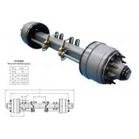 China 14T American trailer Axle on sale