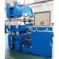 Quality High Speed Plate Vulcanizing Machine / Industrial Grade Rubber Machinery for sale