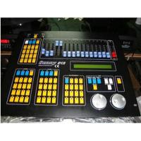Quality Stage Lighting Sunny512 DMX Controller With LCD Display For Moving Head Lights for sale