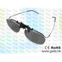 Quality OEM Anti-scratch Circular polarized 3D glasses for sale