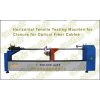 Quality Horizontal Tensile Testing Machine for Closure for Optical Fibers and Cables for sale