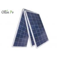 Buy cheap 12V Battery Polycrystalline Solar Panel Wind Resistance For Street Light System from wholesalers