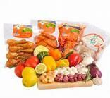 Quality Eco - friendly foil Vacuum Seal Food Bags, Recyclable, fruite, Beef, Customize for sale